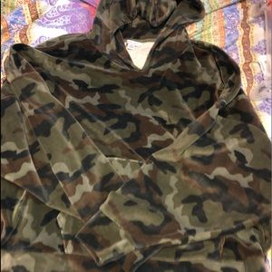 American Eagle Amazingly Soft Jogger Camouflage